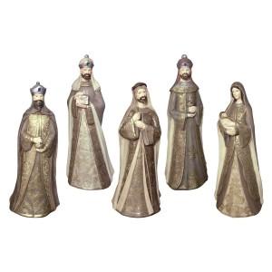Nativity set of cm.65.