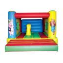 Bouncy castle - FRONT