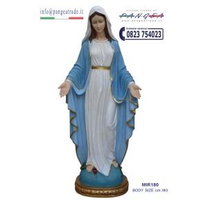 Madonna Miracolosa da cm.180.