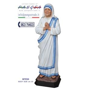 Madre Teresa di Calcutta da cm.30.